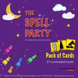THE SPELL PARTY Pack of Cards